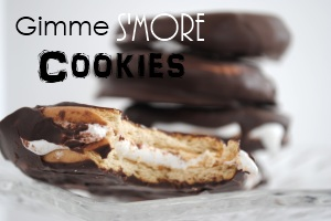 gimme smore cookies Desserts
