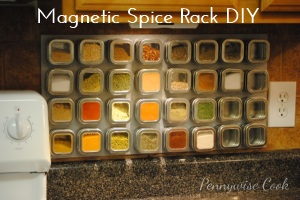 Spice Rack 1 Helpful Kitchen Tips and Tricks