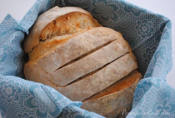 Artisan Bread 1 4 Ingredient Artisan Bread