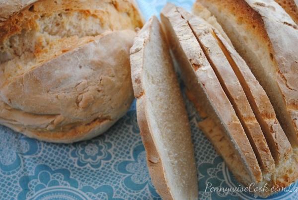 Artisan Bread 2 4 Ingredient Artisan Bread