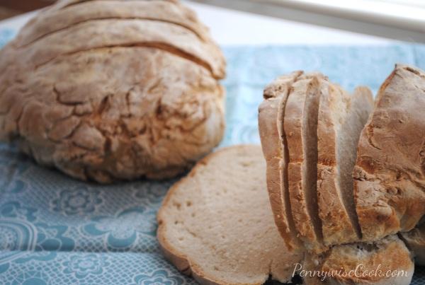 Artisan Bread 3 4 Ingredient Artisan Bread