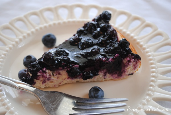 Blueberry Cheesecake 5 Berry Tasty Blueberry Cheesecake