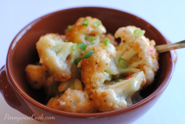 Bang Bang Cauliflower 4 Bang Bang Cauliflower