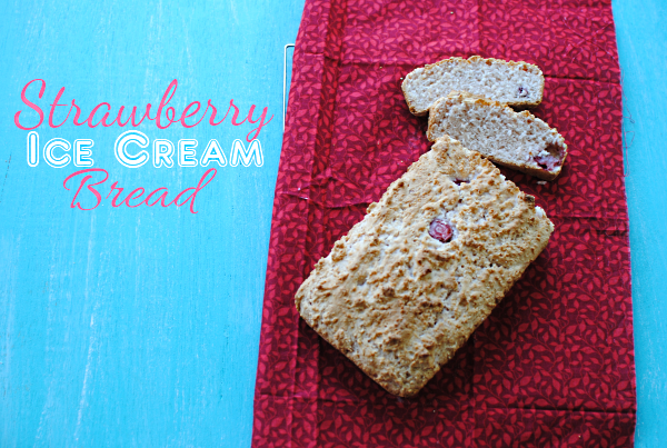 Ice Cream Bread 1 2 Ingredient Ice Cream Bread