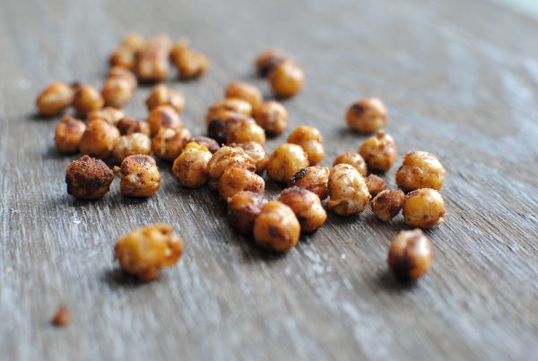 Cinnamon Sugar Roasted Chickpeas 3 Cinnamon Sugar Roasted Chickpeas