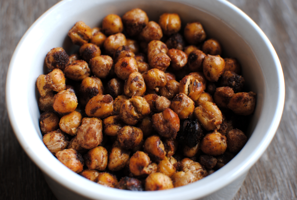 Cinnamon Sugar Roasted Chickpeas 4 Cinnamon Sugar Roasted Chickpeas