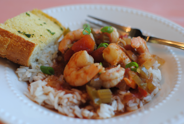 Crockpot Shrimp Creole 1 Crockpot Shrimp Creole