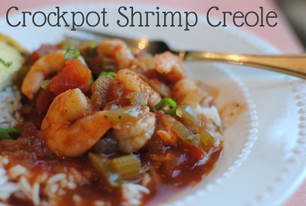 Crockpot Shrimp Creole 2 Crockpot Shrimp Creole