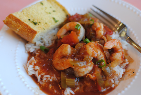 Crockpot Shrimp Creole 3 Crockpot Shrimp Creole