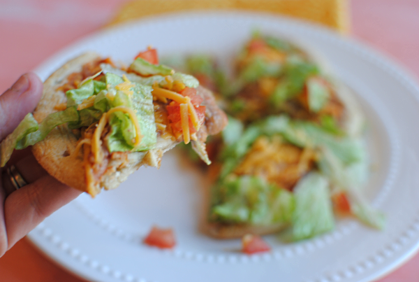 Easy Taco Pizza 4 Easy Taco Pizza