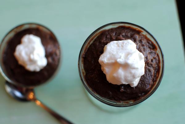 Homemade Chocolate Pudding 1 Homemade Chocolate Pudding