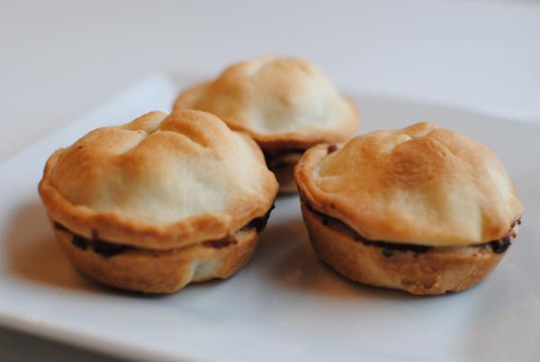 Mini Cheeseburger Pies 4 Mini Cheeseburger Pies
