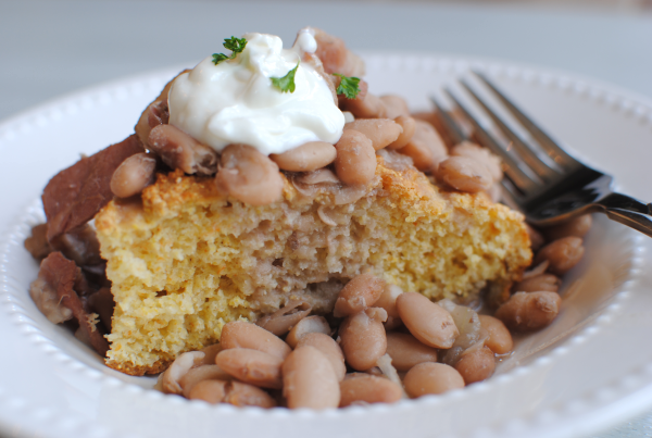 Pinto Beans and Cornbread 3 Crockpot Pinto Beans and Cornbread