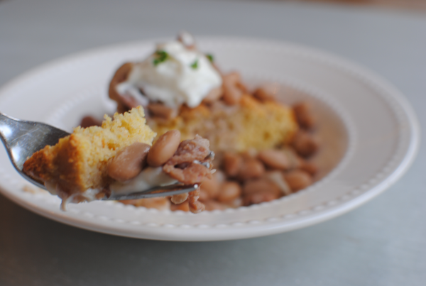 Pinto Beans and Cornbread 4 Crockpot Pinto Beans and Cornbread
