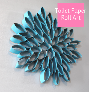 Toilet Paper Roll Art 1 Toilet Paper Roll Art