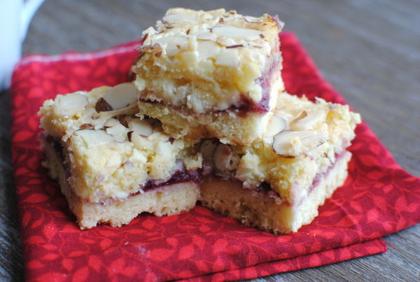 White Chocolate Raspberry Brownies 3 White Chocolate Raspberry Brownies