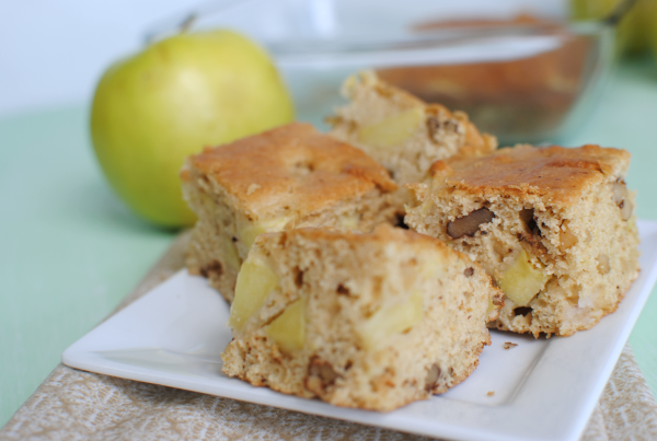 Apple Brownies 1 Apple Brownies