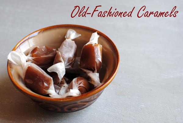 Old Fashioned Caramels 11 How to Make Old Fashioned Caramels