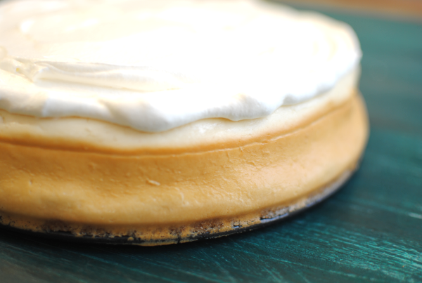 Banana Cream Cheesecake 6 Banana Cream Cheesecake