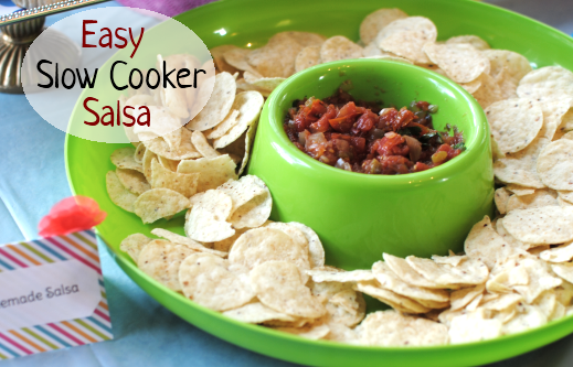 Slow Cooker Salsa 5 Easy Slow Cooker Salsa