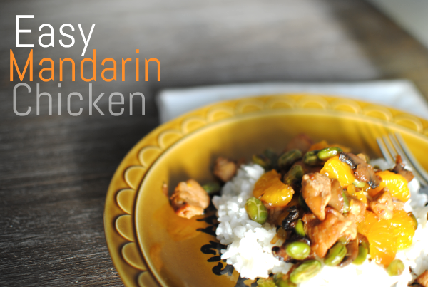 Mandarin Chicken 11 Easy Mandarin Chicken