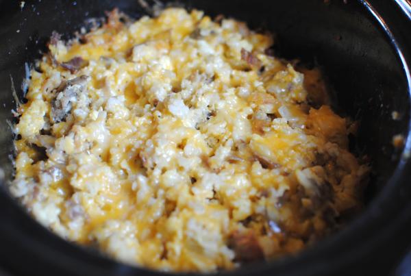 Slow Cooker Breakfast Casserole 3 Slow Cooker Breakfast Casserole