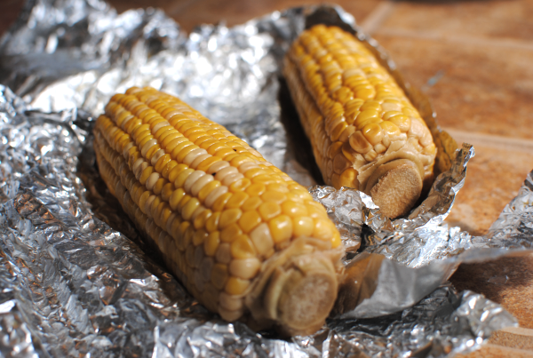 Slow Cooker Corn on the Cob 1 Slow Cooker Corn on the Cob