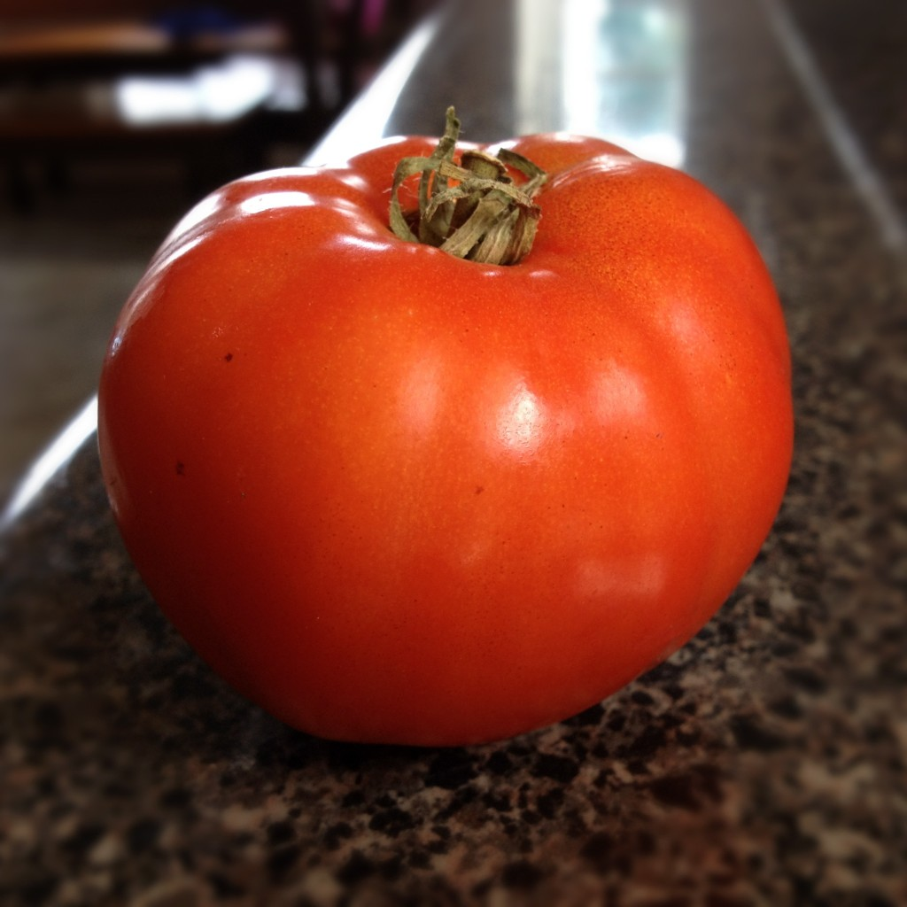 Tomato 1024x1024 Church, Tomatoes, Atlanta, and Giveaway!