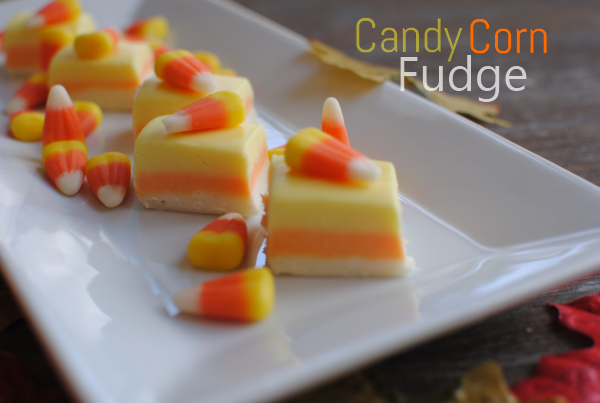 Candy Corn Fudge 1 Candy Corn Fudge