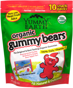 YumEarth 251x300 YumEarth Organic Candy Review and Giveaway