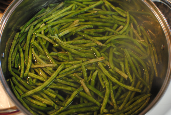 Oven Roasted Green Beans 1 Oven Roasted Green Beans