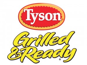 Tyson Grilled Ready logo 300x225 Things That Say Cluck: Dinner Made Easy