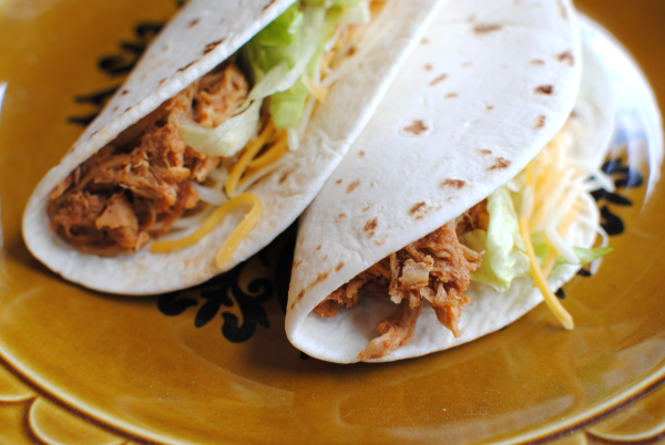 Crockpot Chicken Tacos 5 Crockpot Chicken Tacos