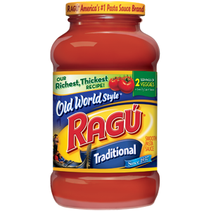 Ragu Old World Sauce Simple & Sweet Chili Mac