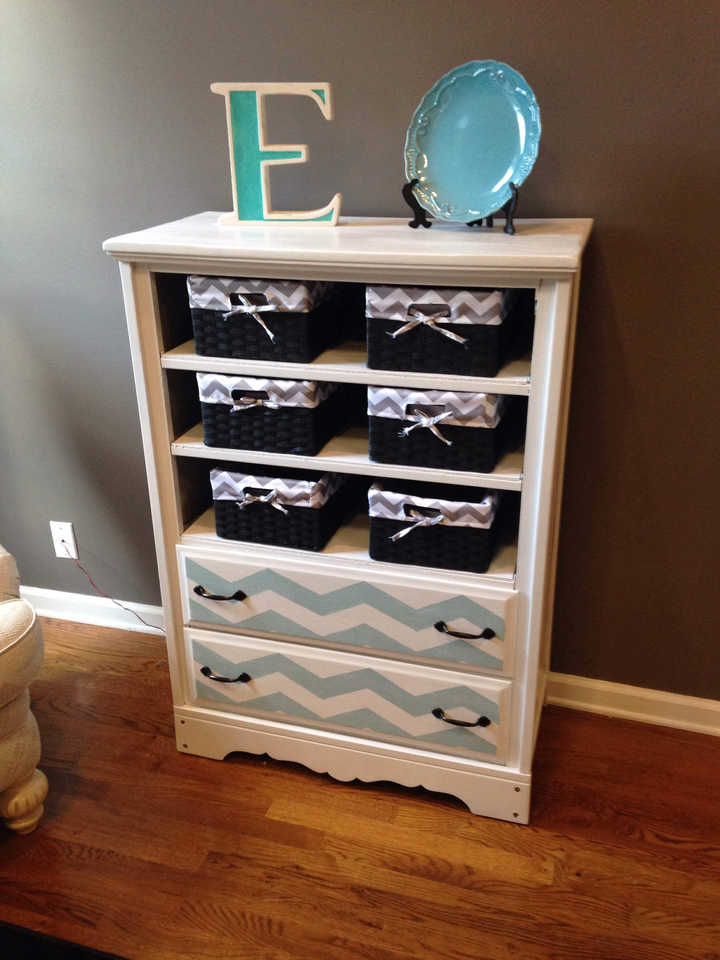 How to make dresser drawers - Diy Dresser To Storage Pennywise Cook