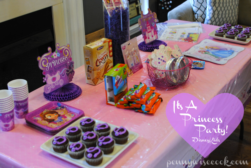 Princess Party #DisneyKids Preschool Playdate!