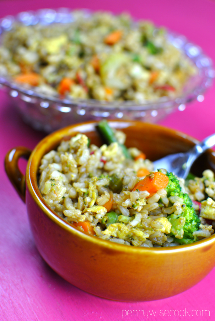 Fried Rice 1 685x1024 Easy Fried Rice