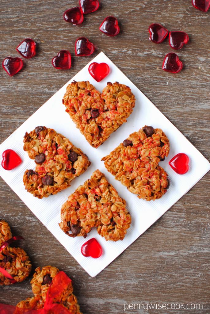 Granola Cookies 11 685x1024 Valentines Day Granola Cookies