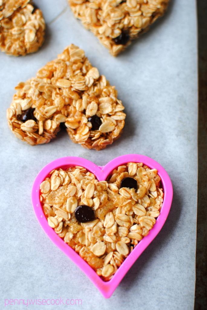 Granola Cookies 9 685x1024 Valentines Day Granola Cookies